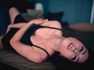 shy_jane Fantastic cummed on webcam slurping a massive dick and getting facialized in the garage