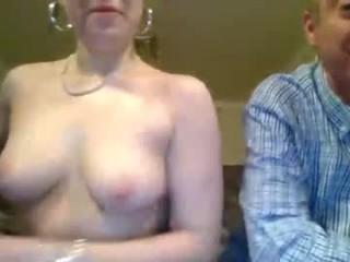 scottishboygirl Platinum cummed on webcam licks a big cock head and swallows cum