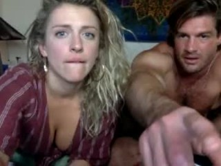 kingsbunny Two cute blonde angels licking and toying their sweet pussies online