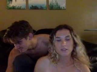 lily_and_kane Incredible pigtailed cumming Iveta gives blowjob in POV style and gets ass fucked hard