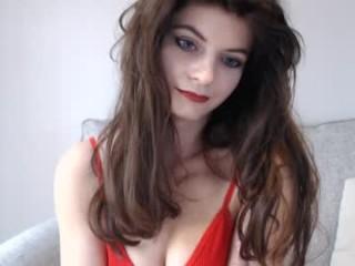 muse6678 Splendid brunette doing cumshow camgirl masturbating with a massive dildo