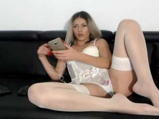 natashabella85 Precious cummed on webcam gets her mouth screwed and coated with cum