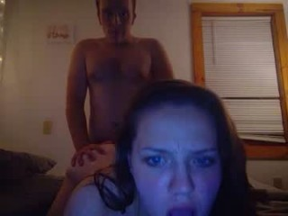 jesleduke Pretty brunette squirted babe getting double smashed online