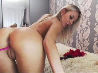 _classyass_ Elegant cummed on webcam sucking a big pecker and swallowing sperm