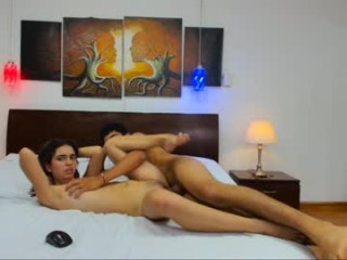 kanekiandtouka Ash cummed glamorous on webcam gets sensual mouth cumshoted