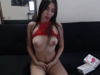 zoe_cat Sexual cumshow seductress with big tits gets slick pussy fucked doggy style by a huge shaft