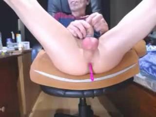 olesia_sean Pig-tailed brunette cutie cumming fingering her tiny twat in the bedroom