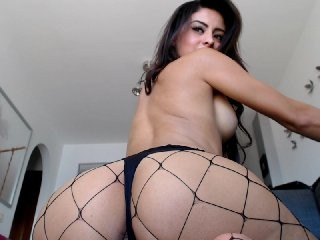 eroticriver Dirty brunette cumming in stockings Madow gets pussy and ass rammed by a massive prick