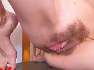 xollan Bodacious blonde doing cumshow on air sucking and riding a massive cock