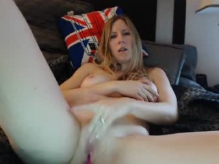 tegralane Naughty blond squirting chick Summer getting anally fucked upskirt doggie in bedroom